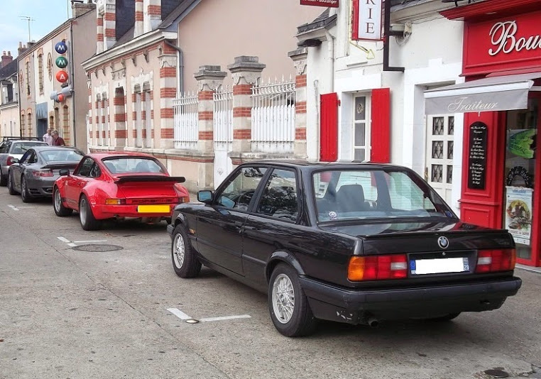 Bmw e30 318 is page 4 breizh gti 80 for O garage arnage