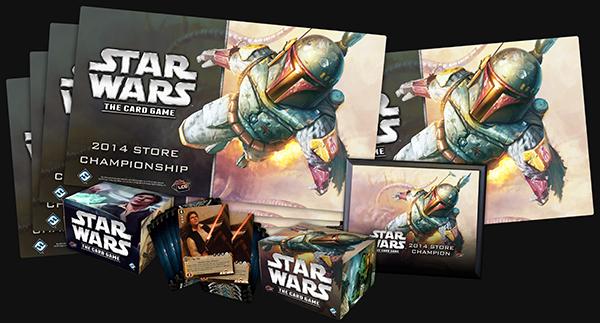Lots officiels pour Star Wars JCE