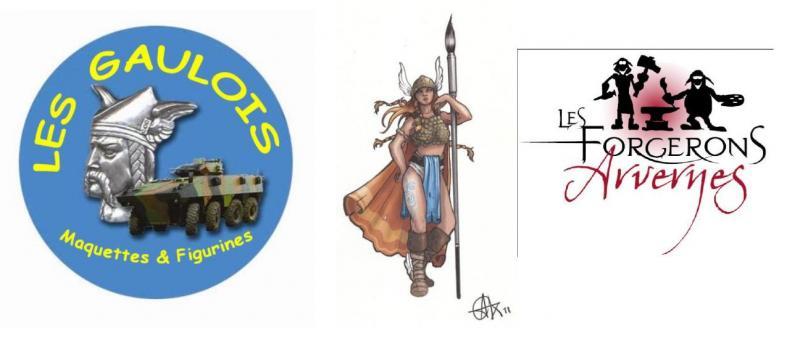 Exposition Maquettes et Figurines à Aulnat 19/20 avril 2014 Lesgaulois-forger...s-aulnat-44aa7e6
