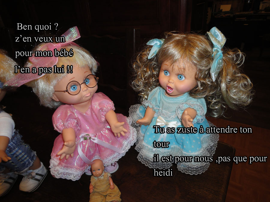 La petite vie de mes Baby face (la blessure ) J-449f077