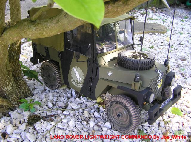 My LAND ROVER LIGHTWEIGHT COMMANDO Action Joe (French) 2005-06-22-23.16.21-4595a24