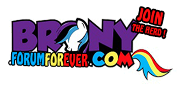 My little brony   Index du Forum