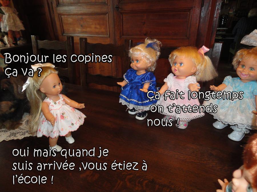 Le tour de France  (Doucette va à la plage ) pg 3 5-4587261