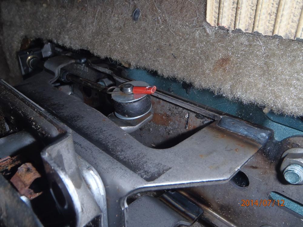 levier de vitesse dans le vide P7120022-46a4eef