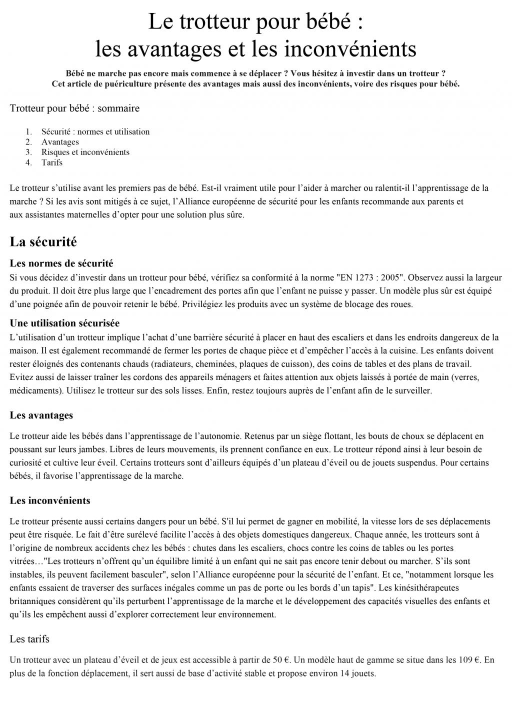 Le trotteur pour bébé les avantages et les inconvénients Le-trotteur-pour-b-b--458049d