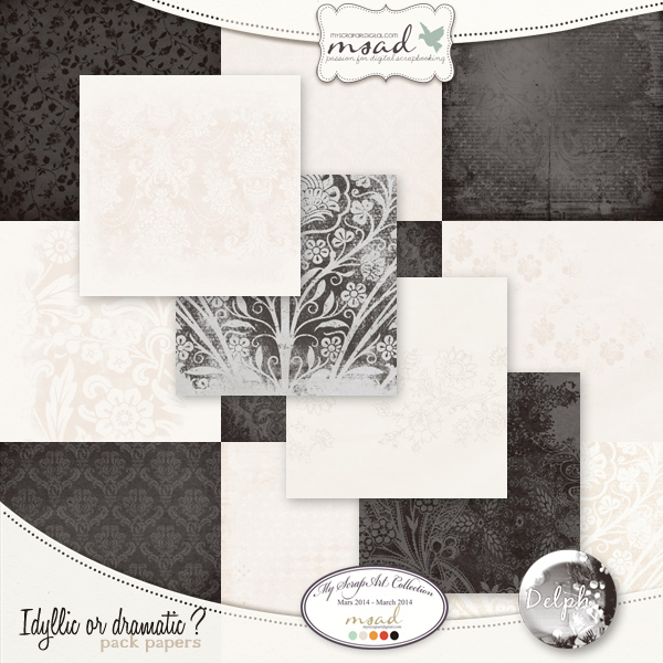 Nouveautés chez Delph Designs - Page 7 Delph_idyllic_or_..._papersb-445a497