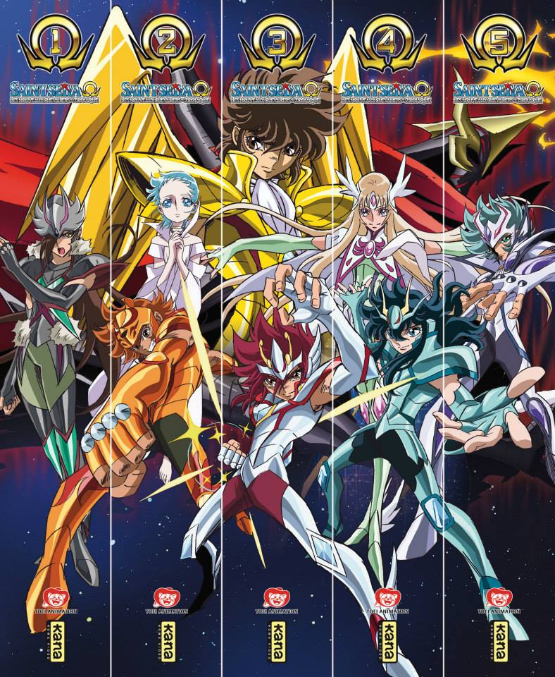 saint seiya saison 1 episode 1 vf