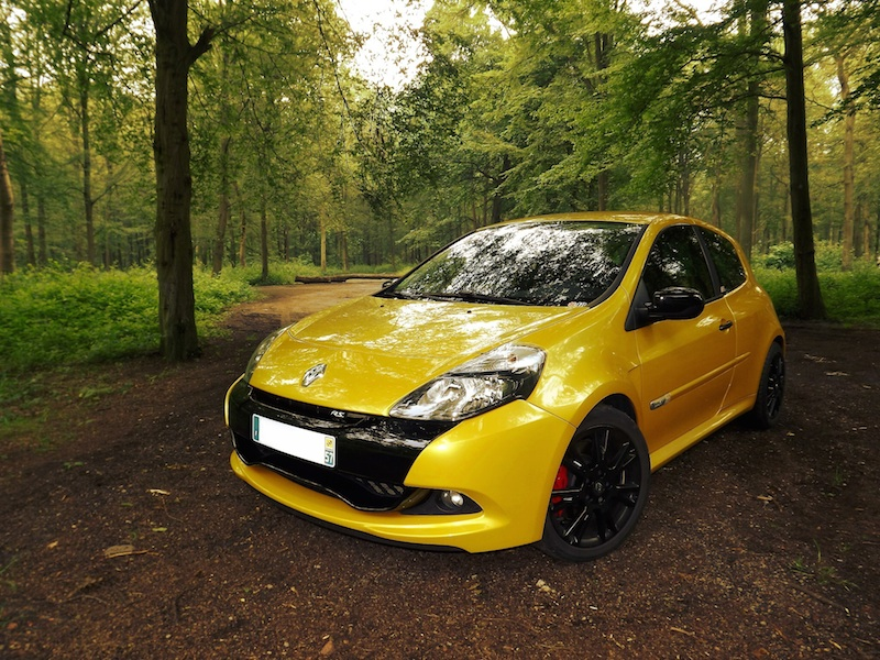 Clio RS Concept ® Photo du mois