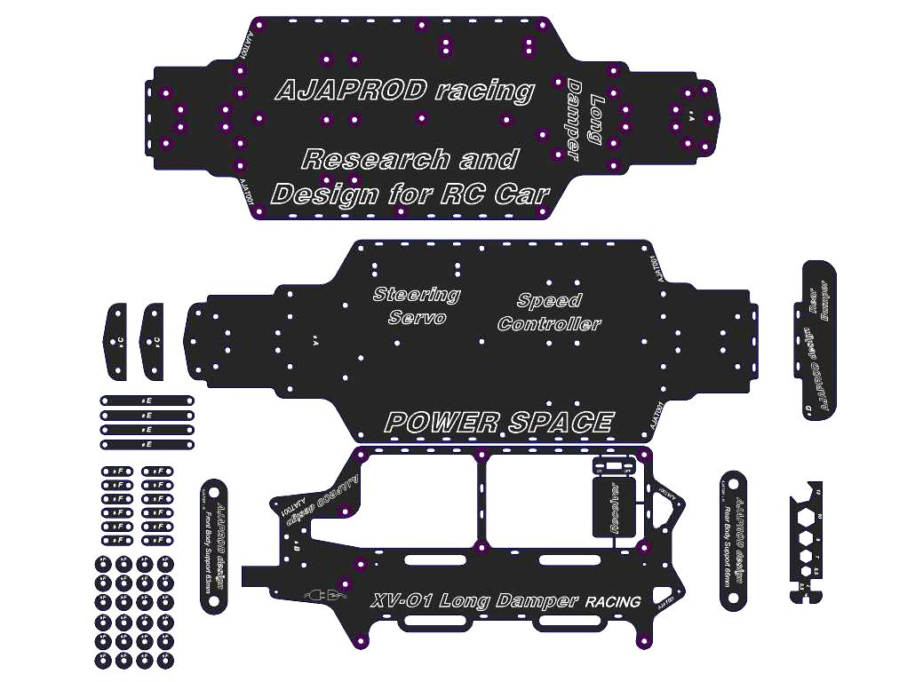 rc rally infos techniques du xv 01 xv 01 pro. Black Bedroom Furniture Sets. Home Design Ideas