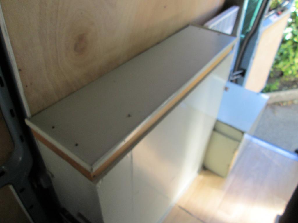 C25 j5 ducato et d riv s notre j5 van max - Meuble derriere wc ...