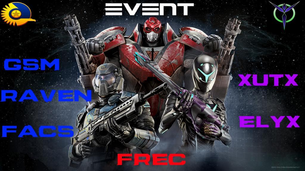 EVENT : xUTx + ELYX VS FREC VS GSM + RAVEN + FACS Event-24-05-45cac25