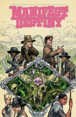 Manifest Destiny Chap 16
