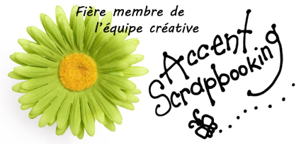 Mes DT Accent Scrapbooking et Simple à Souhait
