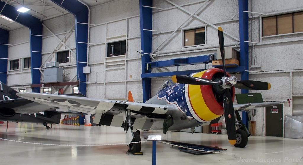 Lone Star Flight Museum 224 Galveston Kgls Texas Usa
