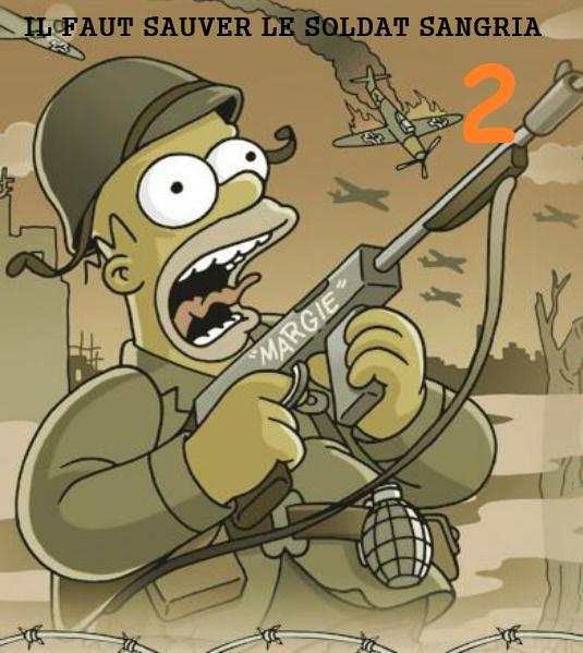"""""""Il faut Sauver le Soldat Sangria 2"""" - Sur Invitation Sans-titre-4516cdd"""