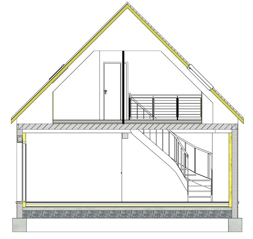 allplan forum plafonds et isolation en combles am nageables. Black Bedroom Furniture Sets. Home Design Ideas