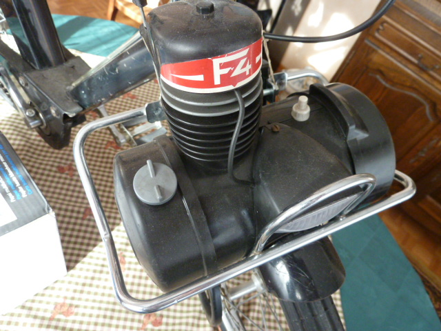 moteur solex f4