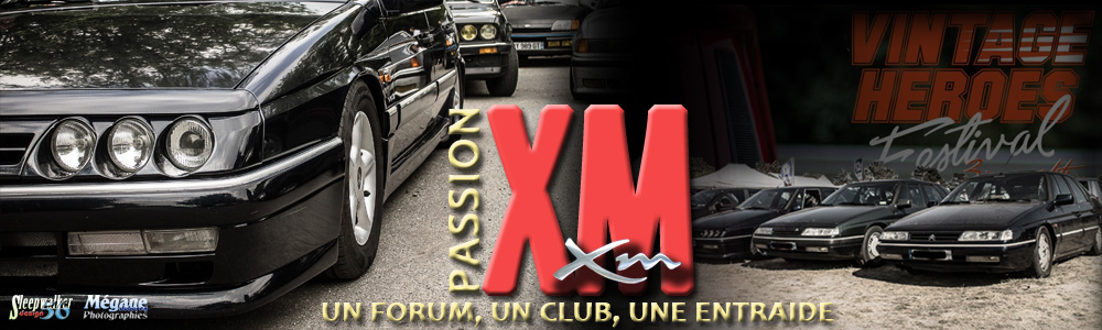 Passion xm le Club Index du Forum