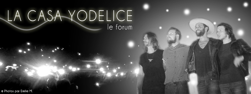 La Casa Yodelice Forum Index