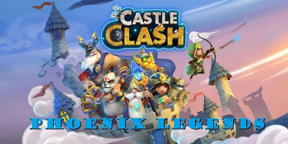 castle clash phœnixlegends Index du Forum