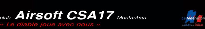 AirsoftCSA17 Index du Forum
