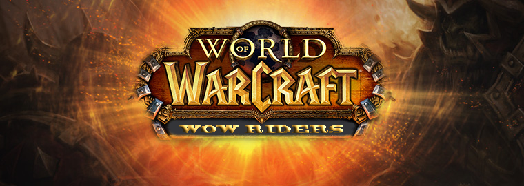Guilde wow riders Index du Forum