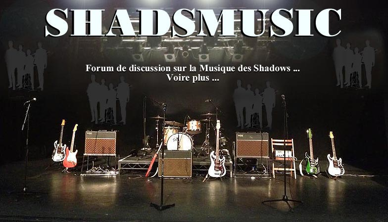 SHADSMUSIC Index du Forum