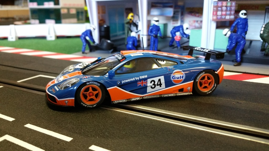 Slot Racing 14 Index du Forum
