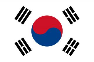 Le drapeau Sud Coréen  Kr-511178b