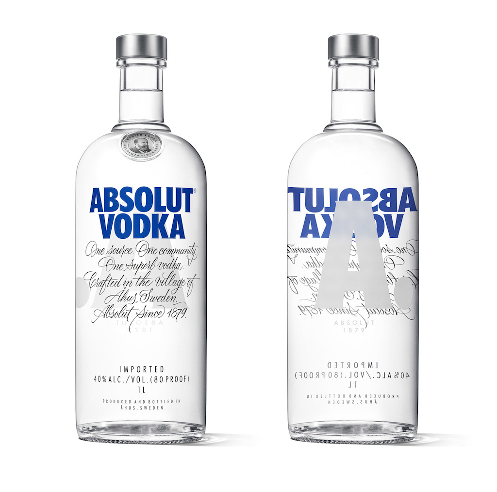 Absolut vodka Forum :: Absolut Blue Label | 1979 | Worldwide