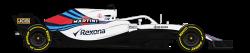 Pilote Williams Martini Racing