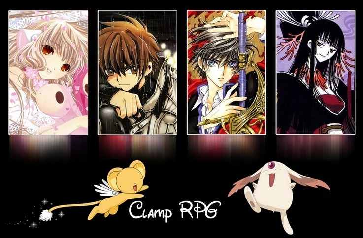 clamp-rpg Index du Forum