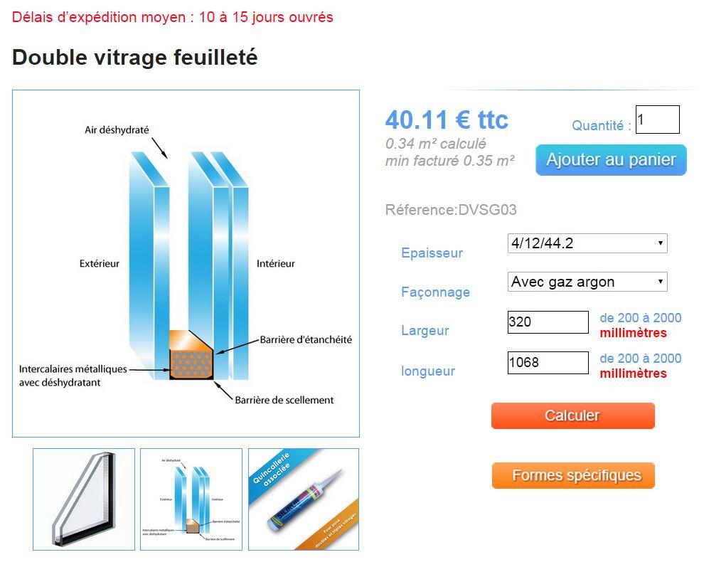 bricauboisaufer pour les 39 makers 39 du bricolage ch ssis aluminium anodis en double vitrage. Black Bedroom Furniture Sets. Home Design Ideas