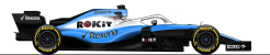 Pilote ROKiT Williams Racing