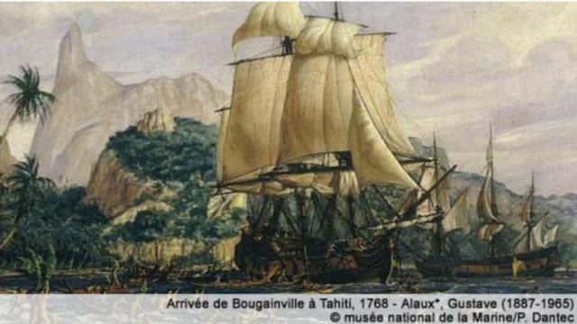 Une petite histoire par jour (La France Pittoresque) - Page 13 Arriv-e-de-bougai...a-marine-55030c9