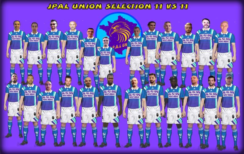 JPAL UNION 11 VS 11