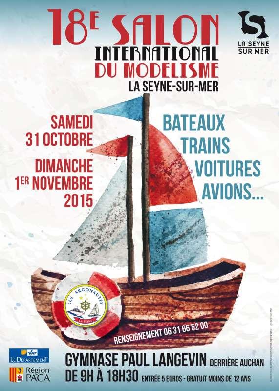 Salon international du Modelisme La Seyne/Mer 31/10 & 1/11/2015 La-seyne-sur-mer-2015-4d2576a