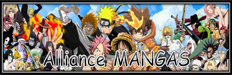 alliance MANGAS Index du Forum