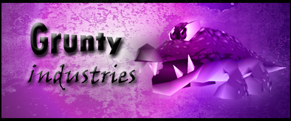 Grunty Industries Forum Index