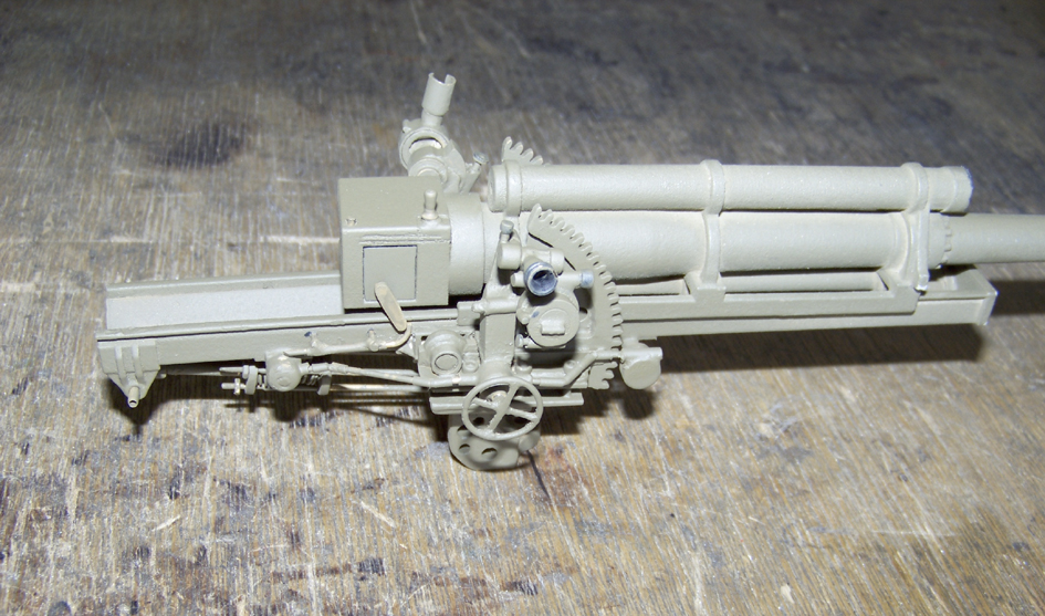 "M7 B1 105 Howitzer Gun Motor Carriage ""Priest"" - Heng Long - 1/16e - Page 2 Firing-mechanism-4e12235"