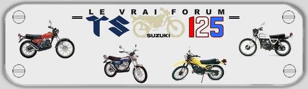 Suzuki 125 TS Index du Forum