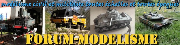 forum-modélisme Index du Forum