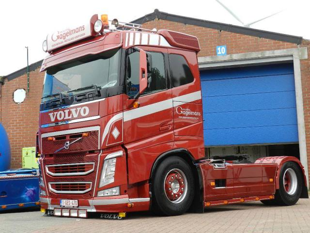 king kong truck made in belgium volvo fh 6. Black Bedroom Furniture Sets. Home Design Ideas