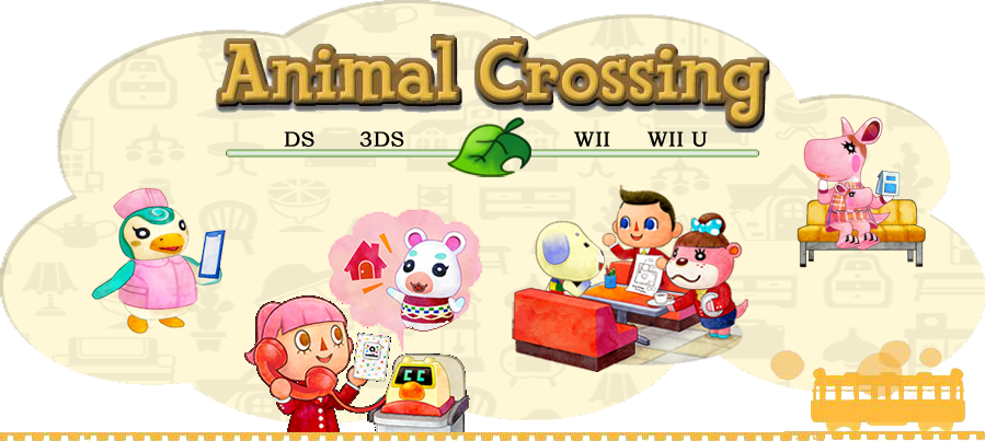 Animal Crossing New Leaf Index du Forum