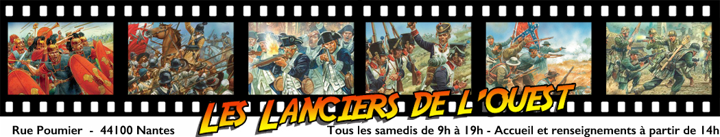 Les Lanciers Forum Index