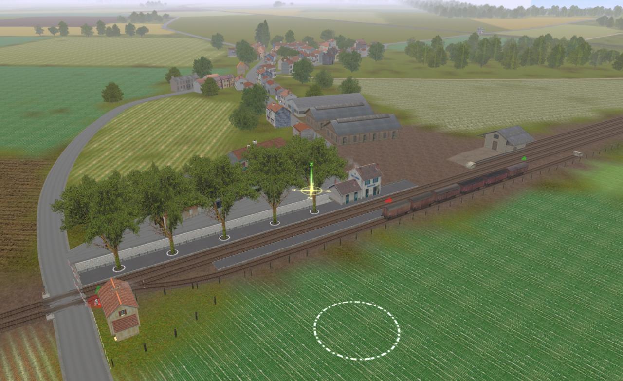 Trainz & Compagnie :: Mirebeau - Loudun - Thouars - Bressuire