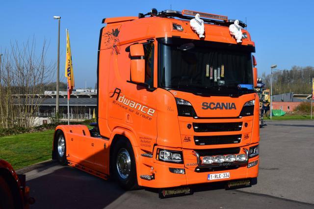 king kong truck made in belgium transport adwance. Black Bedroom Furniture Sets. Home Design Ideas