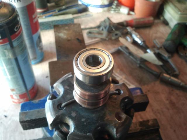 remontage moteur 2.3l V6 ford 1982 Photo0147-5231e89