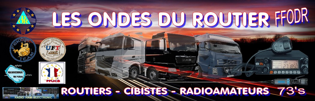 Les Ondes Du Routier Index du Forum