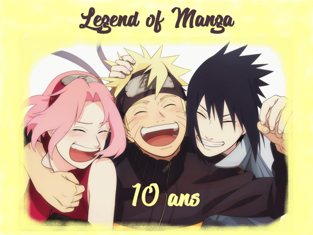 LEGEND OF MANGA  Index du Forum